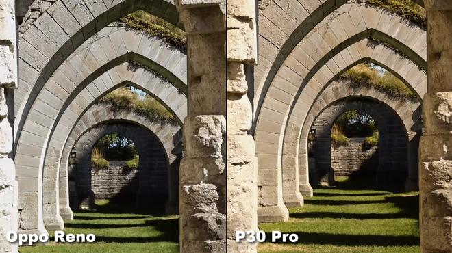 Đã có ảnh chụp thử so sánh giữa OPPO Reno 10X Zoom và Huawei P30 Pro, Galaxy S10+ - Ảnh 4.