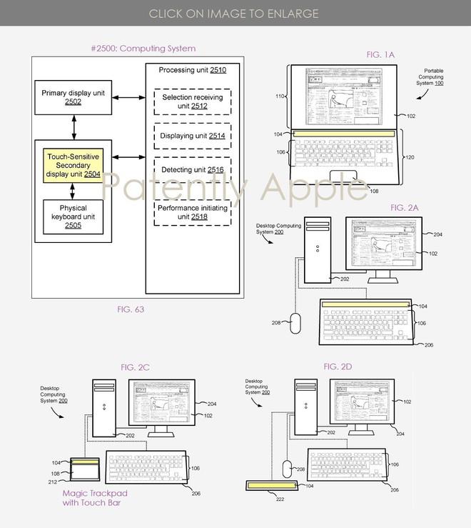 Apple đang phát triển máy Mac có Face ID, bàn phím Magic Keyboard có Touch Bar? - Ảnh 3.