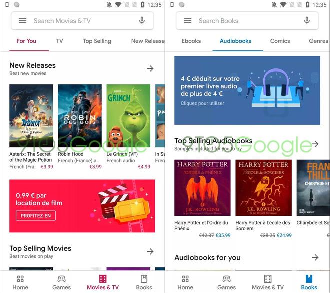 Đây là giao diện Material mới của ứng dụng Google Play Store - Ảnh 2.