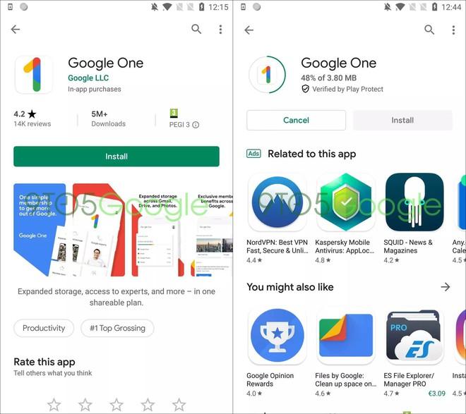 Đây là giao diện Material mới của ứng dụng Google Play Store - Ảnh 4.