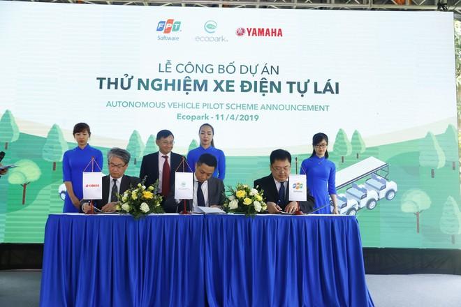 Không còn là viễn tưởng, xe tự lái sắp được đưa vào sử dụng thực tế tại Việt Nam - Ảnh 1.