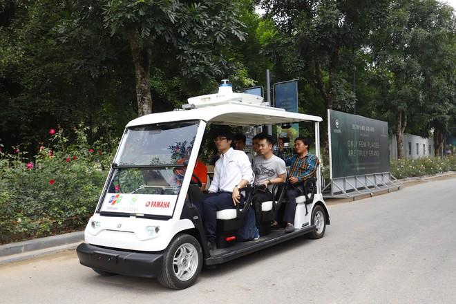 Không còn là viễn tưởng, xe tự lái sắp được đưa vào sử dụng thực tế tại Việt Nam - Ảnh 2.