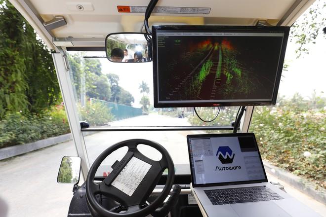 Không còn là viễn tưởng, xe tự lái sắp được đưa vào sử dụng thực tế tại Việt Nam - Ảnh 3.