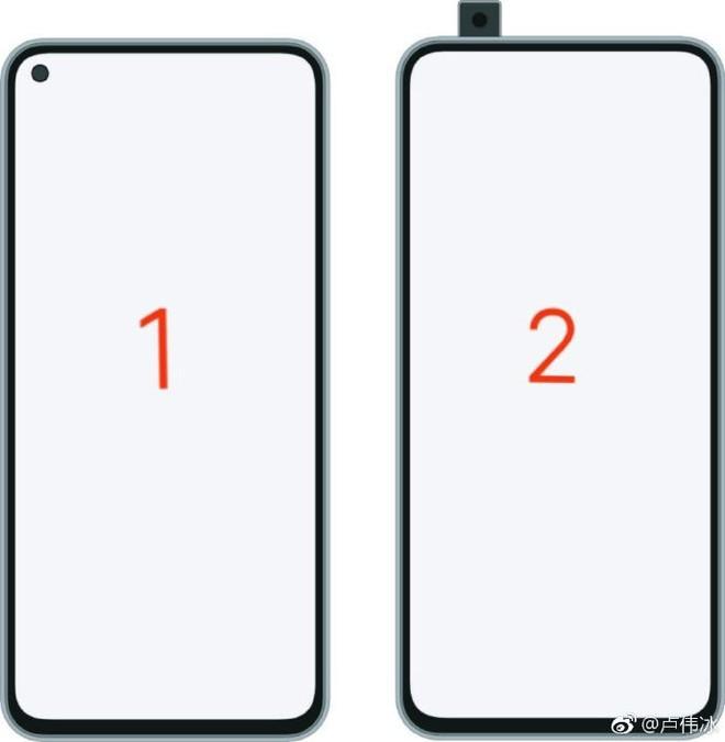 CEO Redmi: Flagship Redmi giá rẻ sẽ có thiết kế màn hình đục lỗ hoặc camera selfie thò thụt - Ảnh 1.