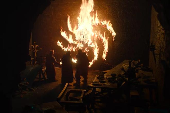 Bạn đã bỏ qua những điểm giống nhau đến kỳ lạ này giữa tập 1 mùa 8 Game of Thrones với những tập phim trước - Ảnh 42.