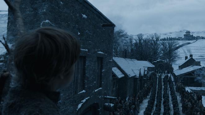 Bạn đã bỏ qua những điểm giống nhau đến kỳ lạ này giữa tập 1 mùa 8 Game of Thrones với những tập phim trước - Ảnh 5.