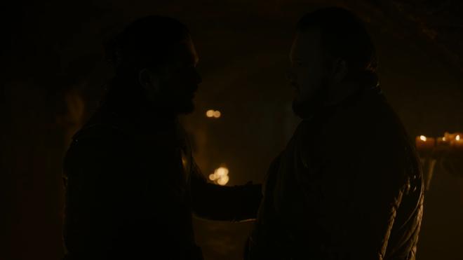 Bạn đã bỏ qua những điểm giống nhau đến kỳ lạ này giữa tập 1 mùa 8 Game of Thrones với những tập phim trước - Ảnh 17.