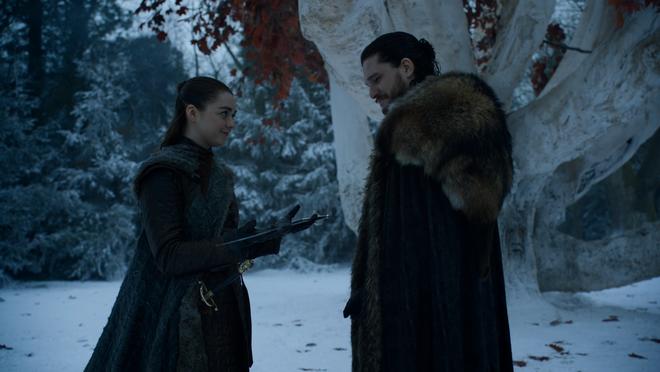 Bạn đã bỏ qua những điểm giống nhau đến kỳ lạ này giữa tập 1 mùa 8 Game of Thrones với những tập phim trước - Ảnh 33.
