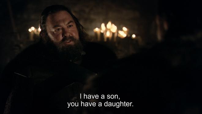 Bạn đã bỏ qua những điểm giống nhau đến kỳ lạ này giữa tập 1 mùa 8 Game of Thrones với những tập phim trước - Ảnh 38.