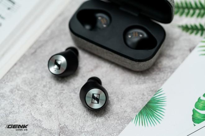 Đánh giá Sennheiser Momentum True Wireless - Cặp tai nghe Inear không dây đắt nhất trên thị trường, có xắt ra miếng? - Ảnh 21.