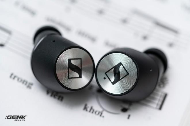 Đánh giá Sennheiser Momentum True Wireless - Cặp tai nghe Inear không dây đắt nhất trên thị trường, có xắt ra miếng? - Ảnh 20.