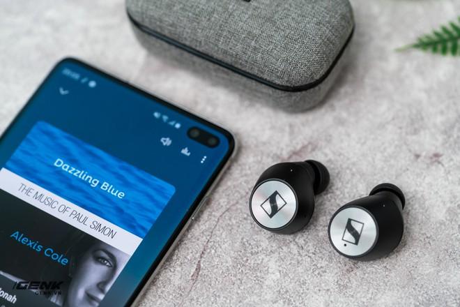 Đánh giá Sennheiser Momentum True Wireless - Cặp tai nghe Inear không dây đắt nhất trên thị trường, có xắt ra miếng? - Ảnh 19.