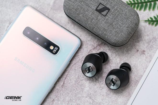 Đánh giá Sennheiser Momentum True Wireless - Cặp tai nghe Inear không dây đắt nhất trên thị trường, có xắt ra miếng? - Ảnh 1.