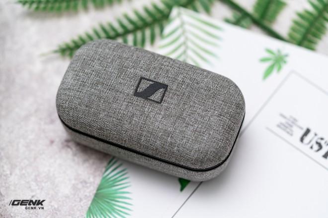 Đánh giá Sennheiser Momentum True Wireless - Cặp tai nghe Inear không dây đắt nhất trên thị trường, có xắt ra miếng? - Ảnh 6.