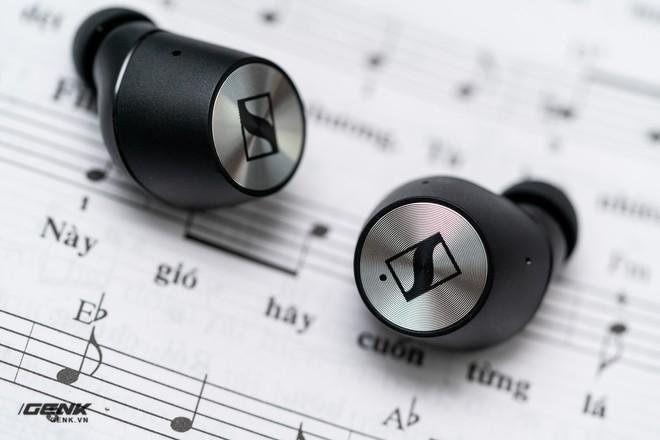Đánh giá Sennheiser Momentum True Wireless - Cặp tai nghe Inear không dây đắt nhất trên thị trường, có xắt ra miếng? - Ảnh 18.