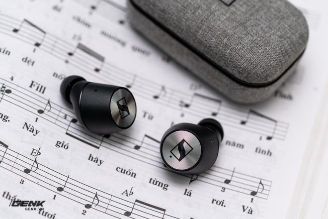 Đánh giá Sennheiser Momentum True Wireless - Cặp tai nghe Inear không dây đắt nhất trên thị trường, có xắt ra miếng? - Ảnh 17.