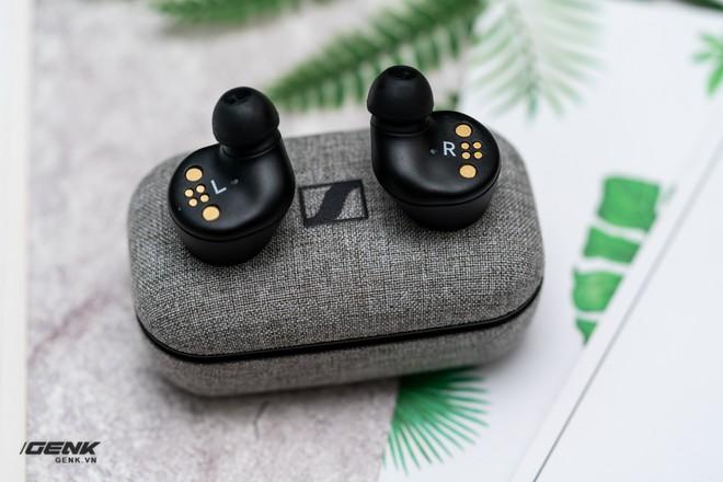 Đánh giá Sennheiser Momentum True Wireless - Cặp tai nghe Inear không dây đắt nhất trên thị trường, có xắt ra miếng? - Ảnh 13.