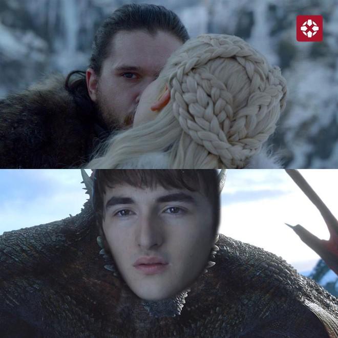 Bạn đã bỏ qua những điểm giống nhau đến kỳ lạ này giữa tập 1 mùa 8 Game of Thrones với những tập phim trước - Ảnh 14.