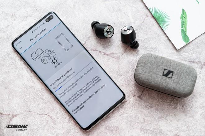 Đánh giá Sennheiser Momentum True Wireless - Cặp tai nghe Inear không dây đắt nhất trên thị trường, có xắt ra miếng? - Ảnh 16.