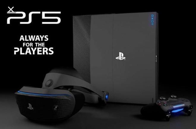 Sony xác nhận PlayStation 5 sẽ hỗ trợ 8K & ray-tracing, dùng chip AMD, bỏ HDD để thay bằng SSD, chơi được game PS4 - Ảnh 2.