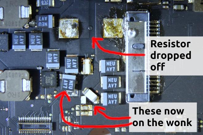 Nghe hướng dẫn trên mạng, thanh niên tự sửa MacBook giá nghìn đô bằng cách cho máy vào lò nướng, đây là kết quả cuối cùng - Ảnh 6.