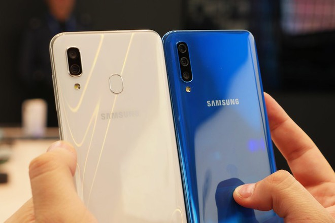 Dòng Galaxy A mới của Samsung đang cực kỳ thành công, bán được 2 triệu chiếc tại Ấn Độ chỉ trong 40 ngày - Ảnh 2.