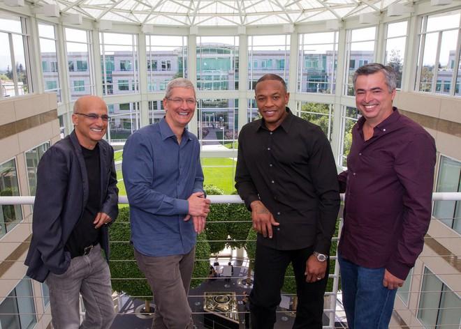Bài học 5 năm Apple mua Beats: Tại sao người ta cứ cố dạy khôn Tim Cook... - Ảnh 1.