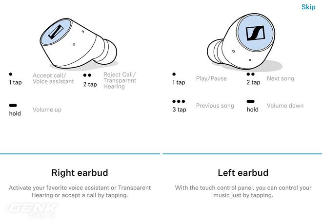Đánh giá Sennheiser Momentum True Wireless - Cặp tai nghe Inear không dây đắt nhất trên thị trường, có xắt ra miếng? - Ảnh 11.
