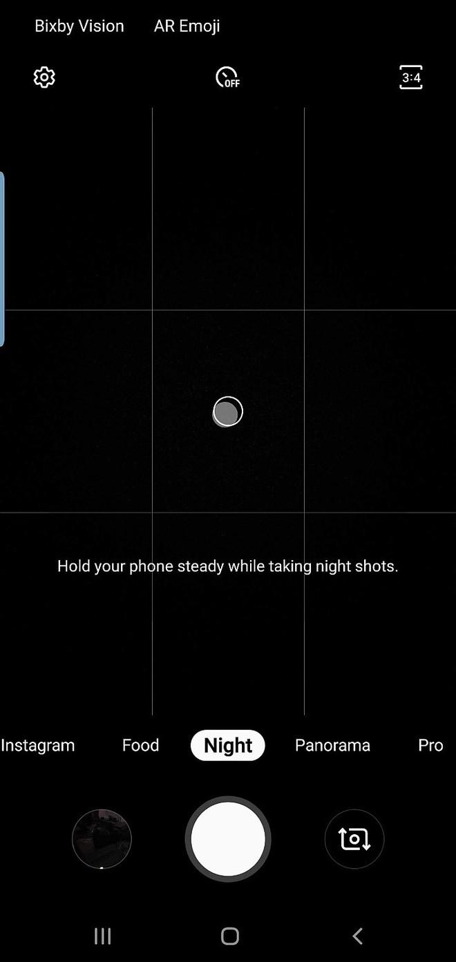 Không còn là tin đồn nữa, Samsung Galaxy S10 đã chính thức có chế độ chụp đêm xịn Night Mode - Ảnh 1.