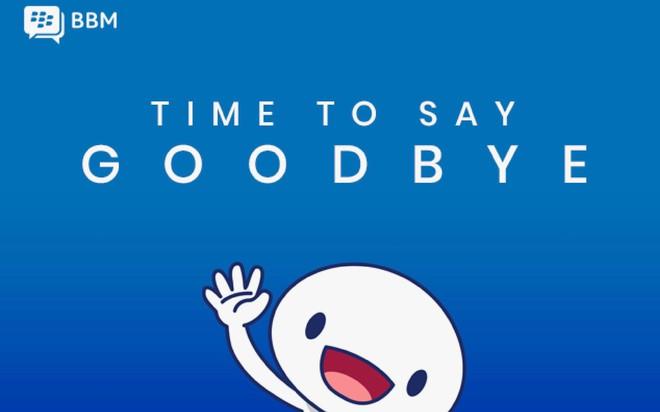 BlackBerry Messenger (BBM) sẽ chính thức ngừng hoạt động từ ngày 31/5 - Ảnh 1.