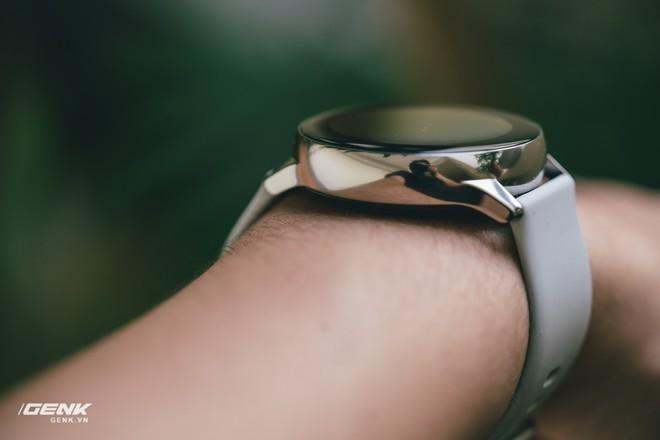 Đánh giá đồng hồ Samsung Galaxy Watch Active: thiết kế tối giản là điểm cộng, hợp với người yêu thể thao - Ảnh 9.
