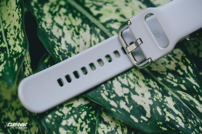 Đánh giá đồng hồ Samsung Galaxy Watch Active: thiết kế tối giản là điểm cộng, hợp với người yêu thể thao - Ảnh 12.