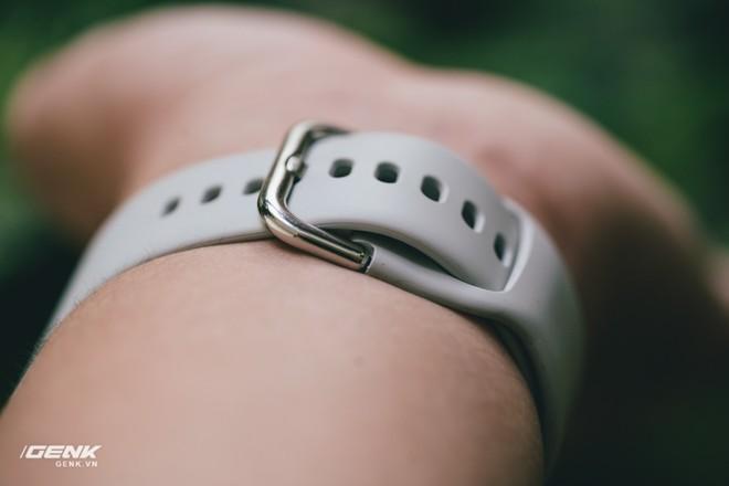 Đánh giá đồng hồ Samsung Galaxy Watch Active: thiết kế tối giản là điểm cộng, hợp với người yêu thể thao - Ảnh 13.