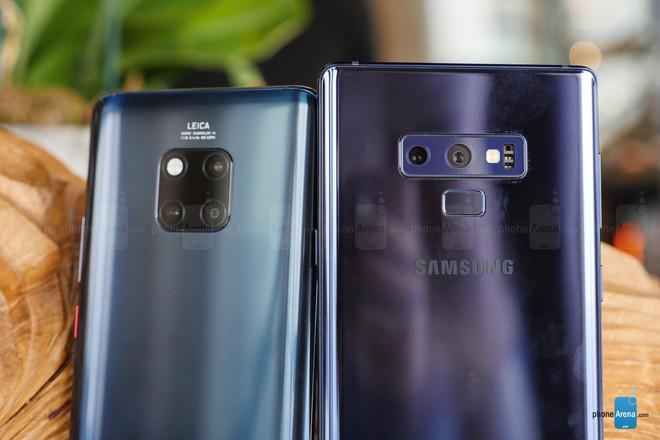 Samsung - Huawei đánh nhau tất sẽ đổ máu, chỉ Google mỉm cười, đây là lý do tại sao - Ảnh 1.