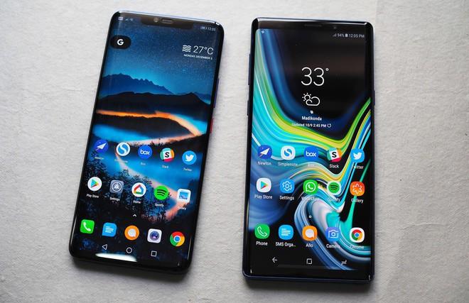 Samsung - Huawei đánh nhau tất sẽ đổ máu, chỉ Google mỉm cười, đây là lý do tại sao - Ảnh 2.