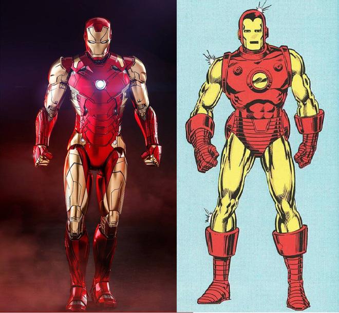 Đồ chơi mới ra hé lộ Iron Man cũng đeo Infinity Gauntlet để gõ lại Thanos - Ảnh 5.