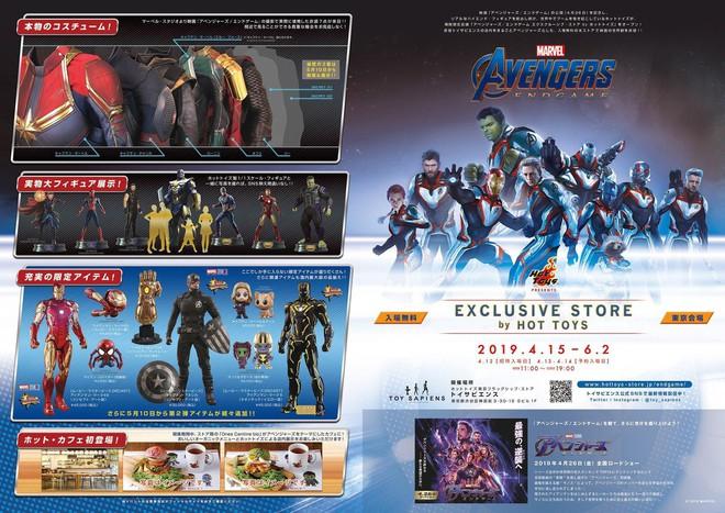 Đồ chơi mới ra hé lộ Iron Man cũng đeo Infinity Gauntlet để gõ lại Thanos - Ảnh 6.