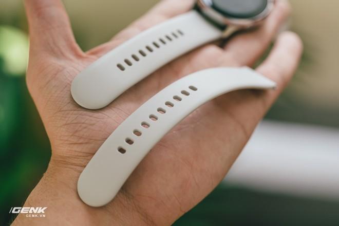 Đánh giá đồng hồ Samsung Galaxy Watch Active: thiết kế tối giản là điểm cộng, hợp với người yêu thể thao - Ảnh 5.