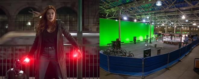 Xem lại hậu trường Infinity War, mới thấy trình hóa thân thượng thừa của dàn diễn viên Marvel - Ảnh 11.