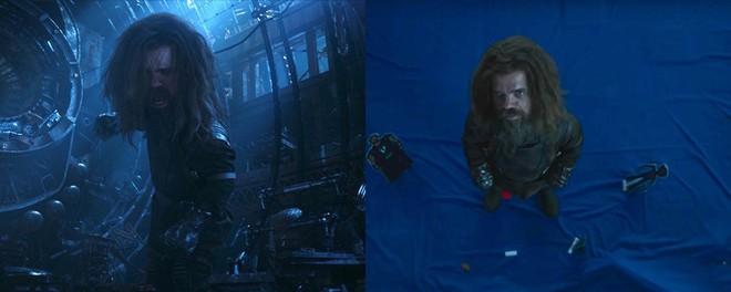 Xem lại hậu trường Infinity War, mới thấy trình hóa thân thượng thừa của dàn diễn viên Marvel - Ảnh 12.
