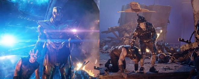 Xem lại hậu trường Infinity War, mới thấy trình hóa thân thượng thừa của dàn diễn viên Marvel - Ảnh 8.