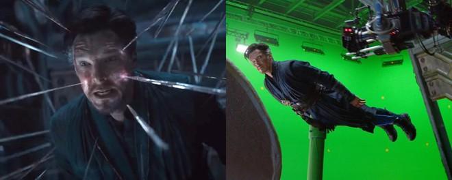 Xem lại hậu trường Infinity War, mới thấy trình hóa thân thượng thừa của dàn diễn viên Marvel - Ảnh 9.