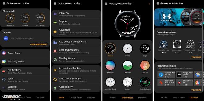 Đánh giá đồng hồ Samsung Galaxy Watch Active: thiết kế tối giản là điểm cộng, hợp với người yêu thể thao - Ảnh 17.