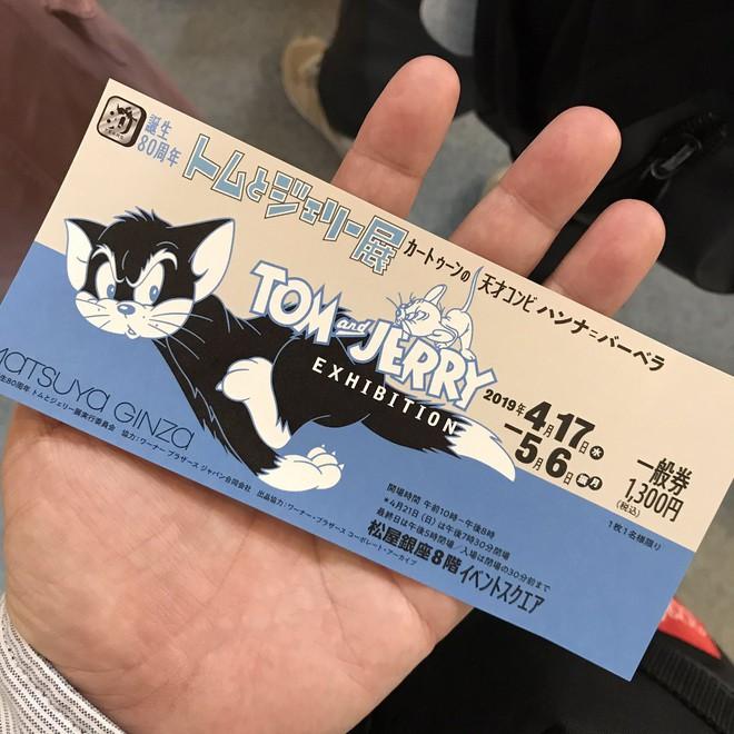 Cả một bầu trời tuổi thơ với triển lãm Tom&Jerry ở Nhật Bản: Hoá ra mèo Tom đã từng bị hành khổ sở thế này đây! - Ảnh 11.