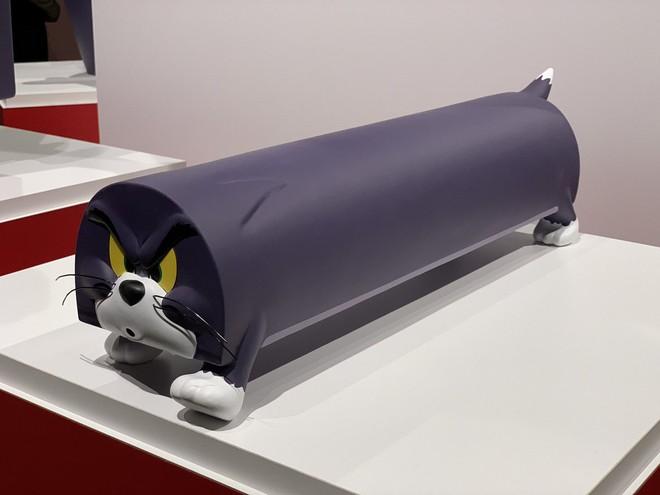 Cả một bầu trời tuổi thơ với triển lãm Tom&Jerry ở Nhật Bản: Hoá ra mèo Tom đã từng bị hành khổ sở thế này đây! - Ảnh 5.