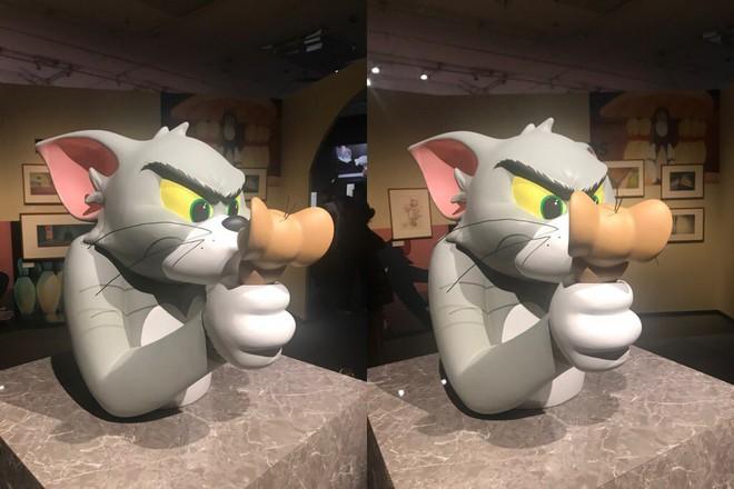 Cả một bầu trời tuổi thơ với triển lãm Tom&Jerry ở Nhật Bản: Hoá ra mèo Tom đã từng bị hành khổ sở thế này đây! - Ảnh 9.