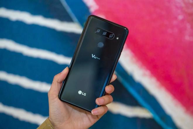 DxOMark đính chính lại điểm camera của LG V40 ThinQ, tăng từ 93 lên 94 điểm - Ảnh 1.