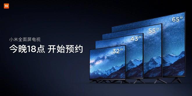 Xiaomi ra mắt loạt TV mới, giá từ 3.8 triệu đồng - Ảnh 1.