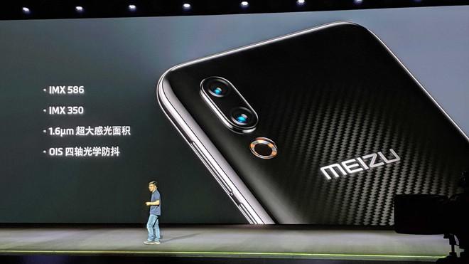 Meizu 16s chính thức trình làng: Snapdragon 855, camera chính 48MP, có OIS, giá từ 11 triệu đồng - Ảnh 1.