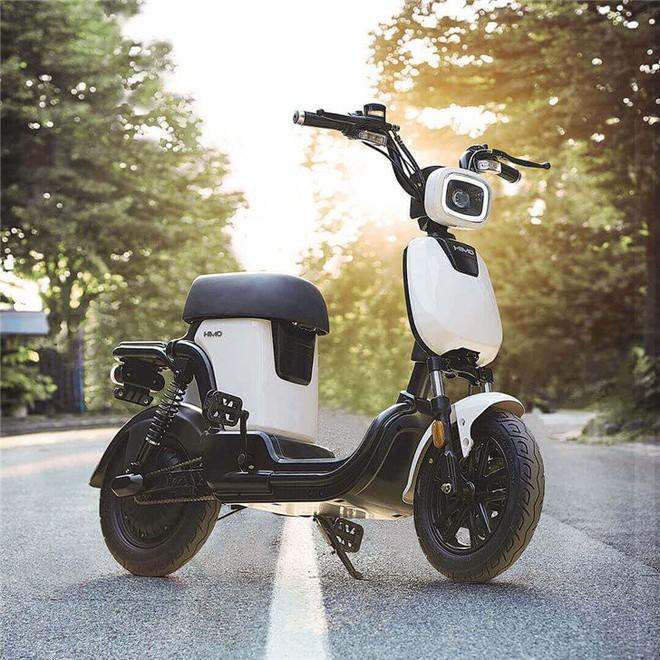 Xiaomi ra mắt xe đạp điện Mi HIMO T1, chạy được 120km mỗi lần sạc, giá 10,4 triệu - Ảnh 1.